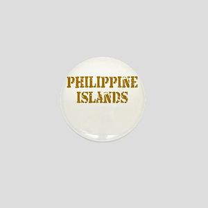 Philippine Islands Mini Button