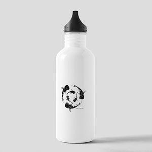 LAMAVE Shark Spiral Water Bottle