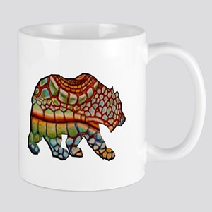 BEAR PATTERNED Mugs