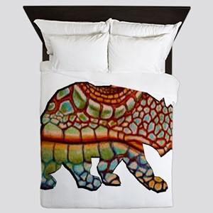 BEAR PATTERNED Queen Duvet