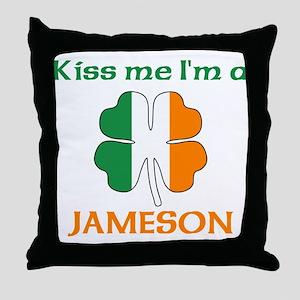 Jameson Family Throw Pillow