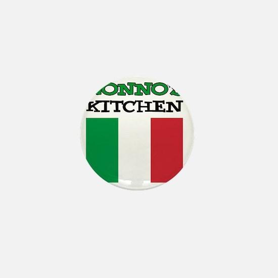 Nonnos Kitchen Italian Apron Mini Button