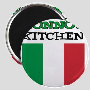 Nonnos Kitchen Italian Apron Magnet