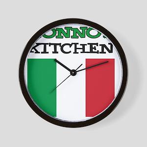 Italian Kitchen Wall Clocks - CafePress