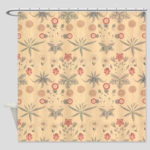 Daisy Design By William Morris. Shower Curtain