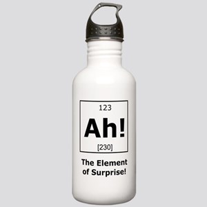 Ah! The element of sur Stainless Water Bottle 1.0L