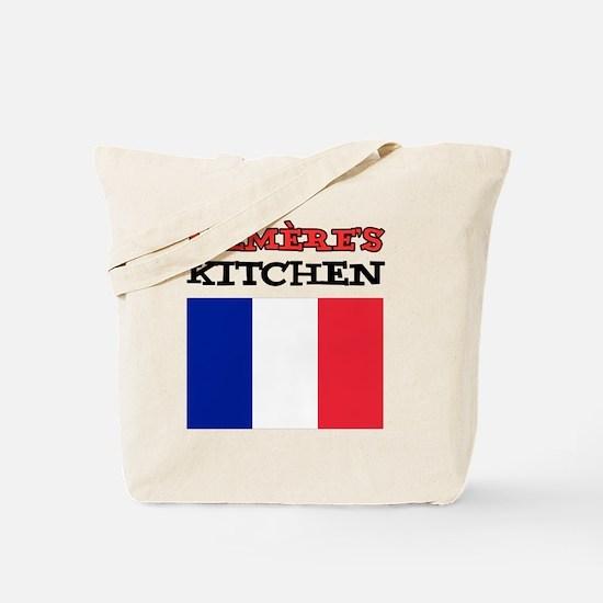 Memeres Kitchen French Apron Tote Bag