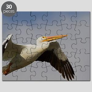 White Pelican Departure Puzzle