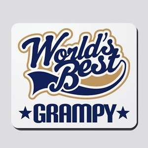 Worlds Best Grampy Mousepad