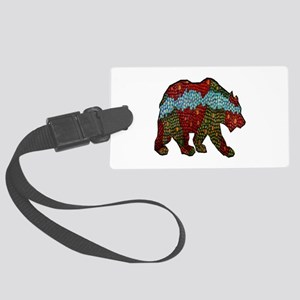 BEAR MUSE Luggage Tag