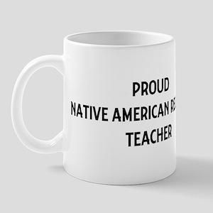 NATIVE AMERICAN RELIGIONS tea Mug