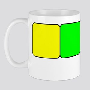 The Bicycle Race Jerseys Alt 1 Mug