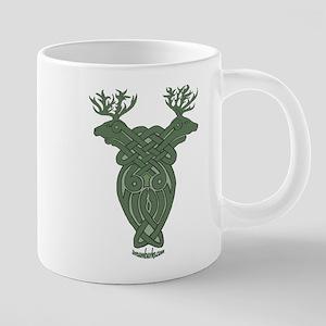 Celtic Stag Mugs
