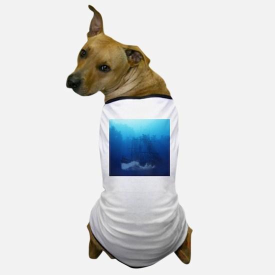 Ghost Ship Dog T-Shirt