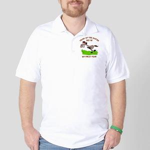 horseA80light Golf Shirt