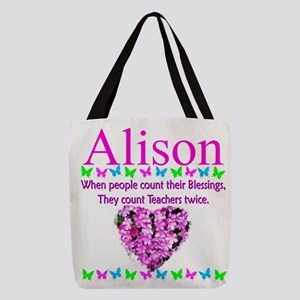 SPECIAL TEACHER Polyester Tote Bag