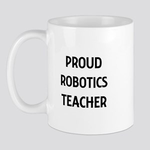 ROBOTICS teacher Mug