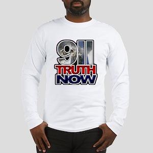 illuminati new world order 911 Long Sleeve T-Shirt