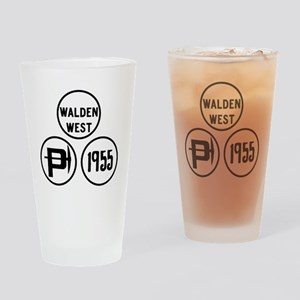 WW-pillars Drinking Glass