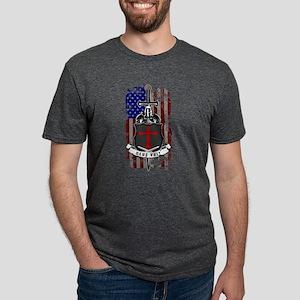 AMERICAN KNIGHT GOD WILLS IT T-Shirt