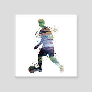 Football player Sticker