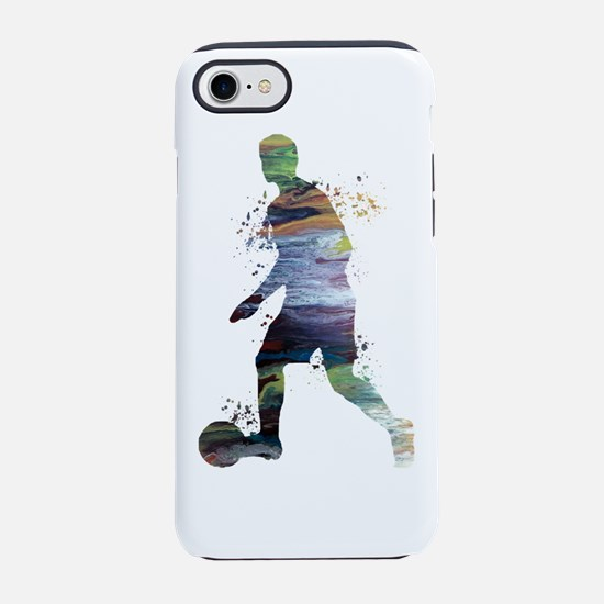 Football player iPhone 7 Tough Case