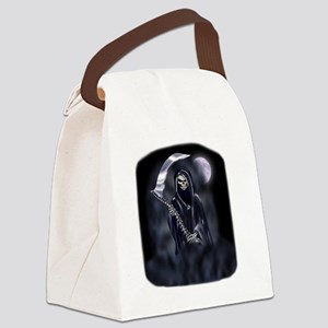 Grim Reaper (poc) Canvas Lunch Bag