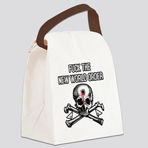 illuminati new world order 911 Canvas Lunch Bag