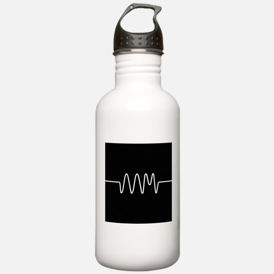 Official AAM Merch Sports Water Bottle