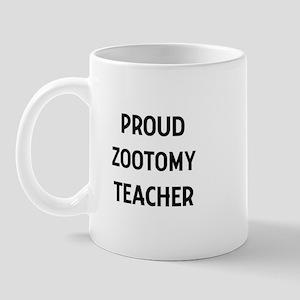 ZOOTOMY teacher Mug