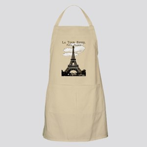 Eiffel Tower-Paris-France-1-Sepia Apron