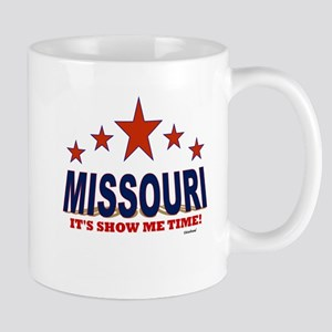 Missouri It's Show Me Time! 11 oz Ceramic Mug