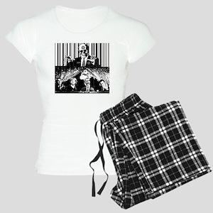 illuminati new world order  Women's Light Pajamas