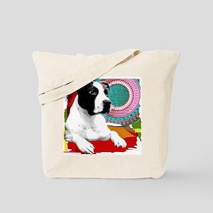 Homeboy Staffy Tote Bag