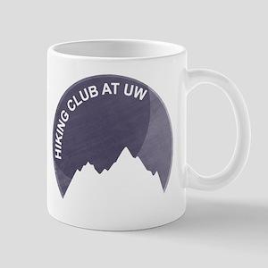 Hiking Club Logo Mugs
