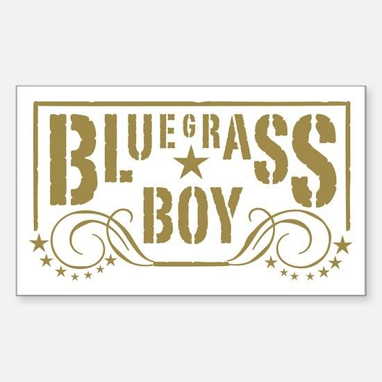 bluegrass Decal