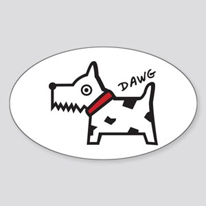 dawg Sticker
