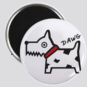 "2.25"" dawg Magnet (100 pack)"