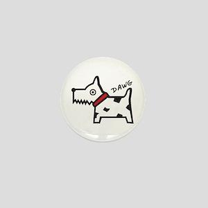 Mini bluegrass Button (10 pack)
