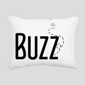 Buzz and Sup Rectangular Canvas Pillow