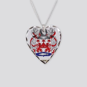 O'Neill Coat of Arms (Family  Necklace Heart Charm