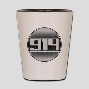 914 copy Shot Glass