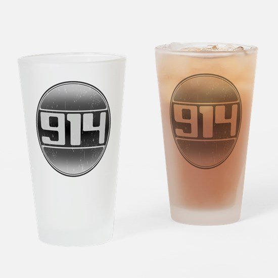 914 copy Drinking Glass