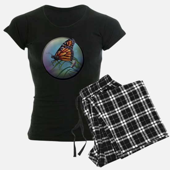 TSOR Monarch Butterfly Logo Pajamas