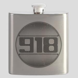 918 copy dark Flask