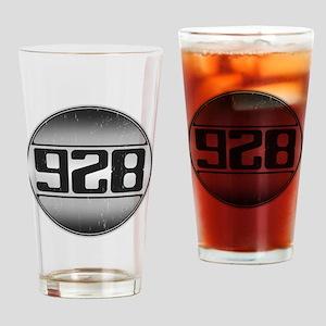 928 copy dark Drinking Glass