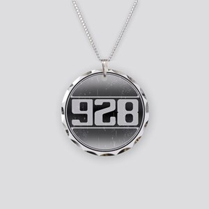 928 copy Necklace Circle Charm