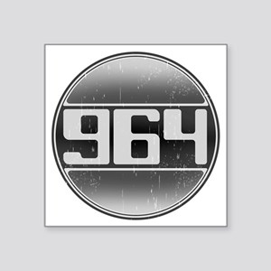 """964 copy Square Sticker 3"""" x 3"""""""
