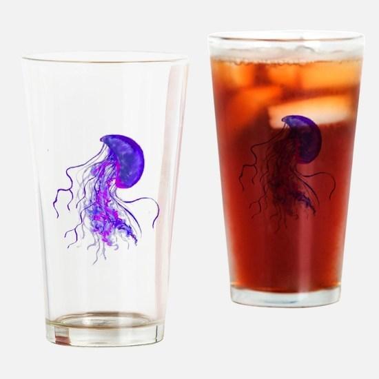 PURPLE PULSE Drinking Glass