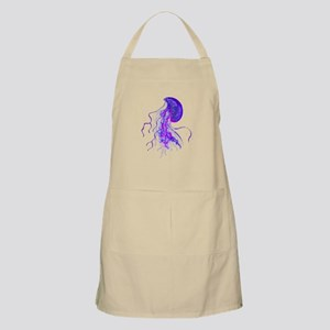 PURPLE PULSE Light Apron
